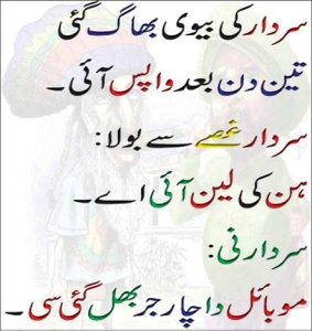 sardar wife jokes