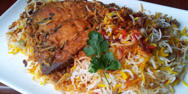 fish biryani recipe in urdu