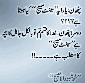 funny jokes of pathan