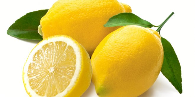 lemon for cough
