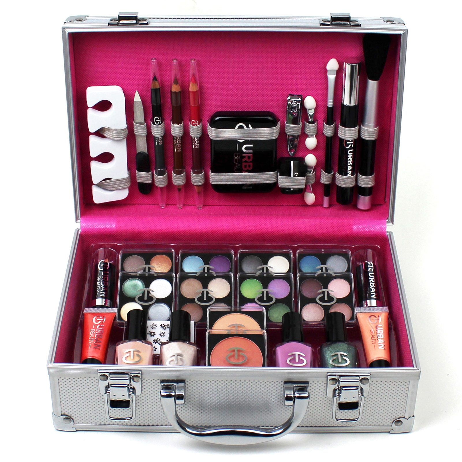 trueiuptaf.gq offers 6, makeup train case products. About 88% of these are cosmetic bags & cases, 1% are display racks, and 1% are other beauty & personal care products. A wide variety of makeup train case options are available to you, such as nylon, aluminum, and vinyl.