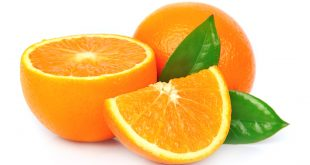 orange fruit information