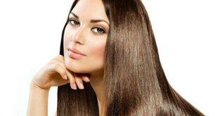 shiny hair tips in urdu