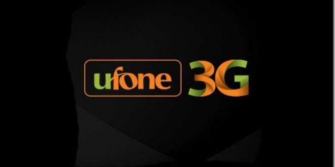 ufone 3g daily package