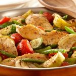 chicken with vegetables recipe
