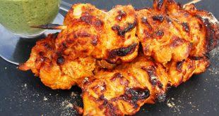 spicy chicken tikka recipe