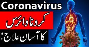 corona virus ka ilaj
