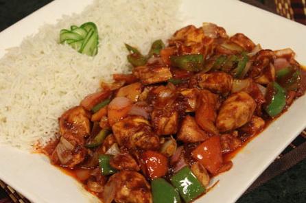 shashlik chicken