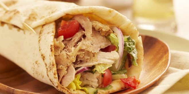 shawarma recipe in urdu