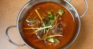 recipe of beef nihari