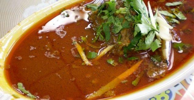 chicken nihari recipe in urdu