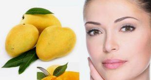 mango for skin