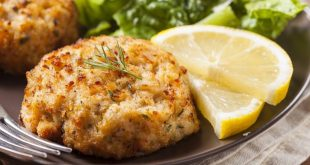 fish patty recipe