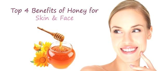honey for face