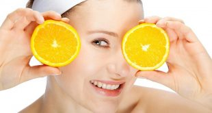 orange beauty tips